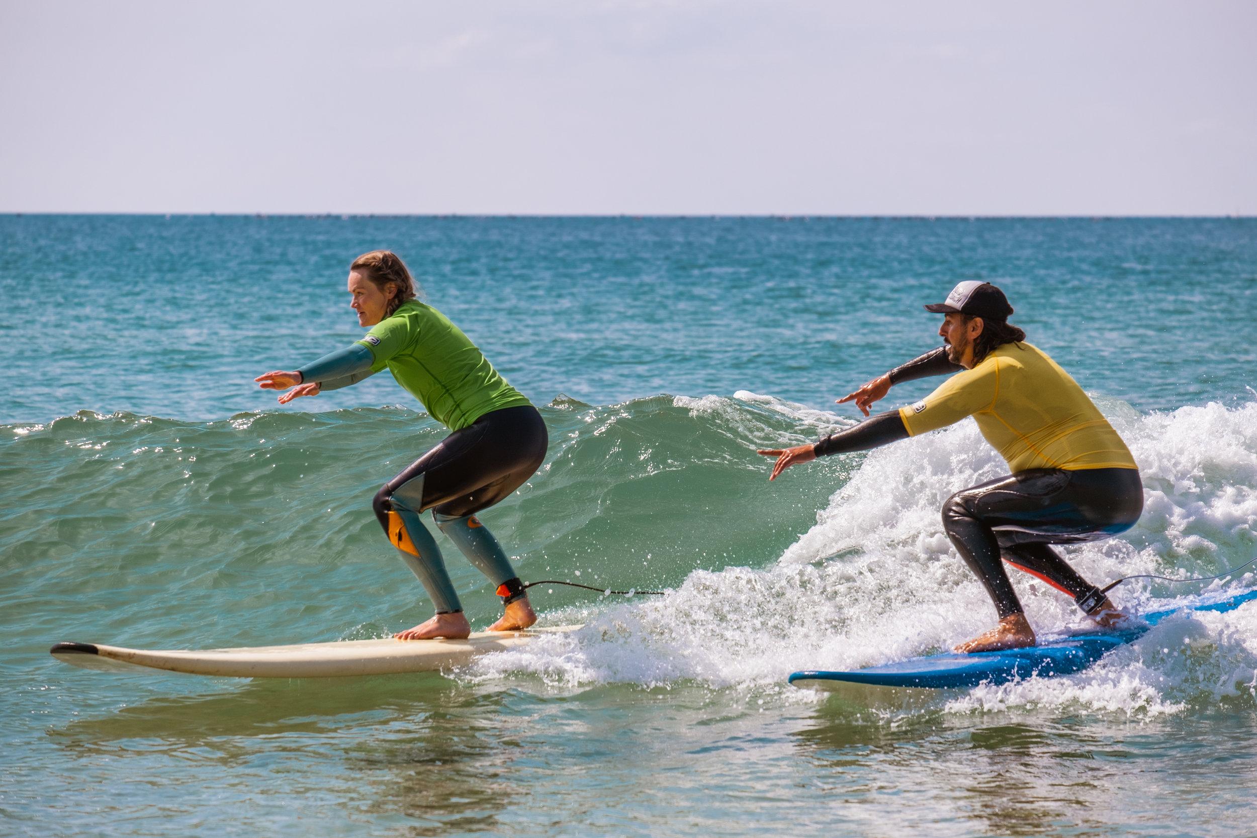 Surf and Yoga Cornwall