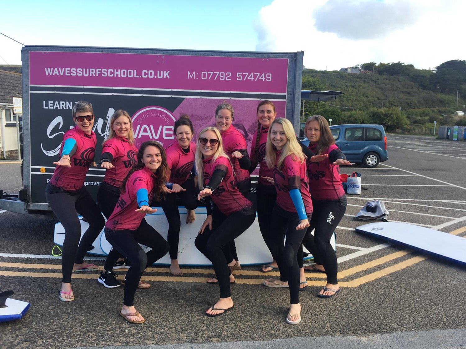 September Surf Stand Up Paddle And Yoga Retreats In Cornwall What Our Guests Say Ride On Retreats