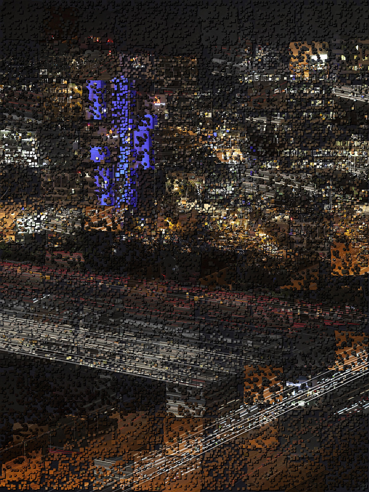 Urban Constellation