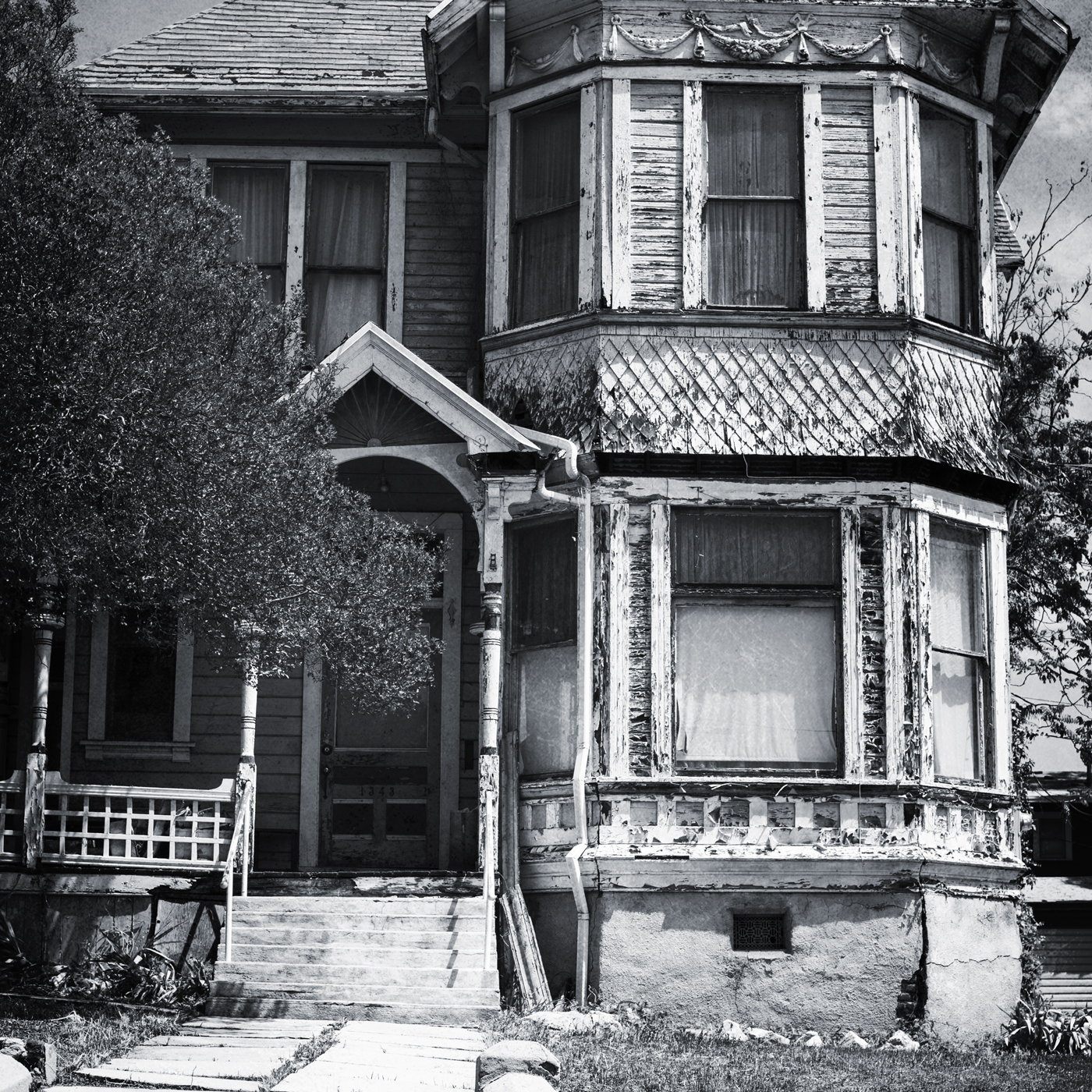 Decaying Victorian