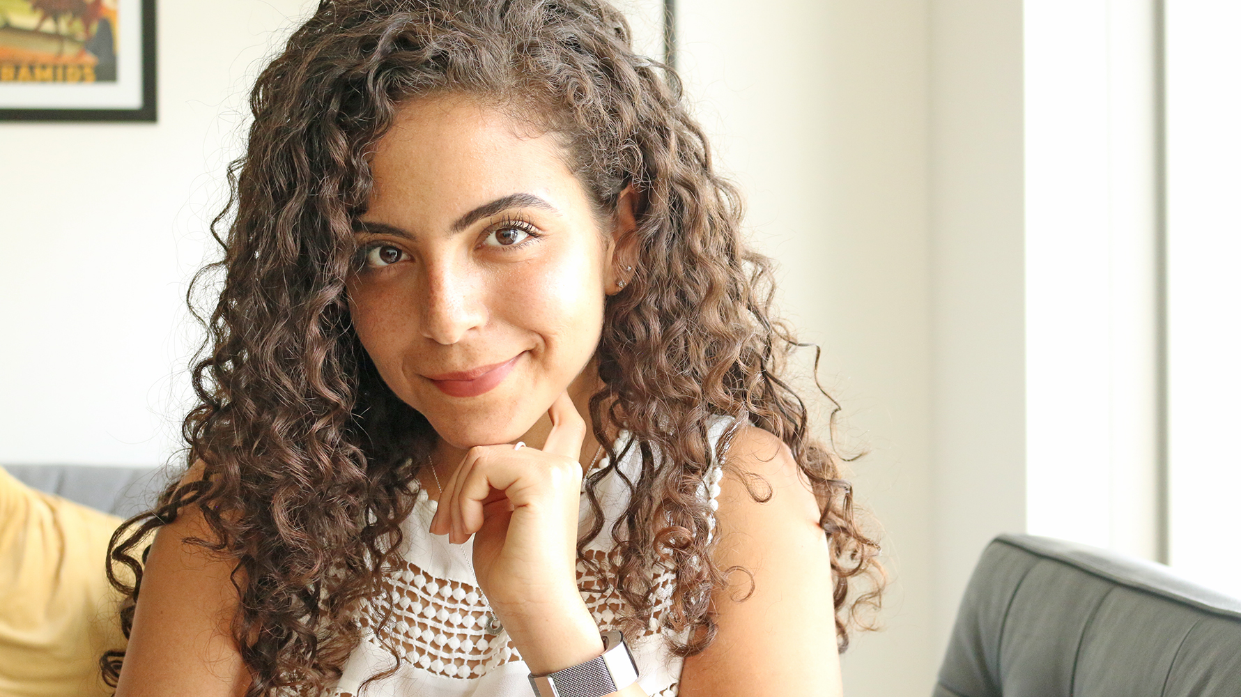 Meet our Guest Writer… - Nada, founder of One Arab Vegan.