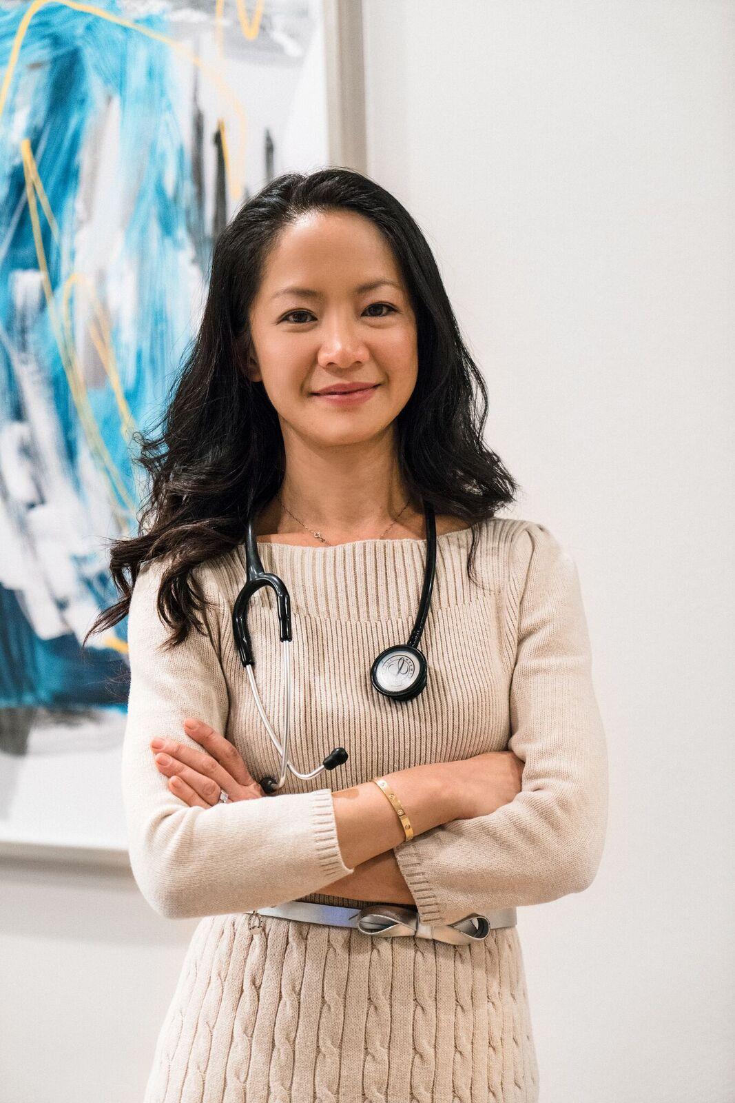 Meet Our Guest Writer… - Dr. Vivian Chen