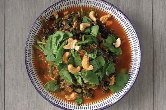 Lunch 1 - Green Beans Stew