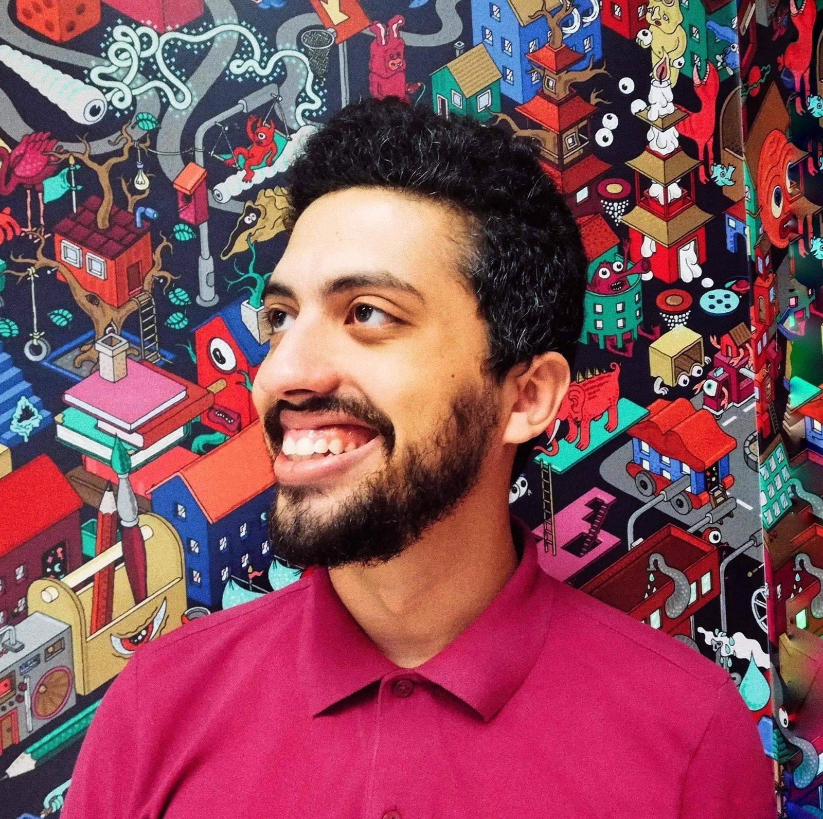 Omar Mokhtar, Animator/VFX