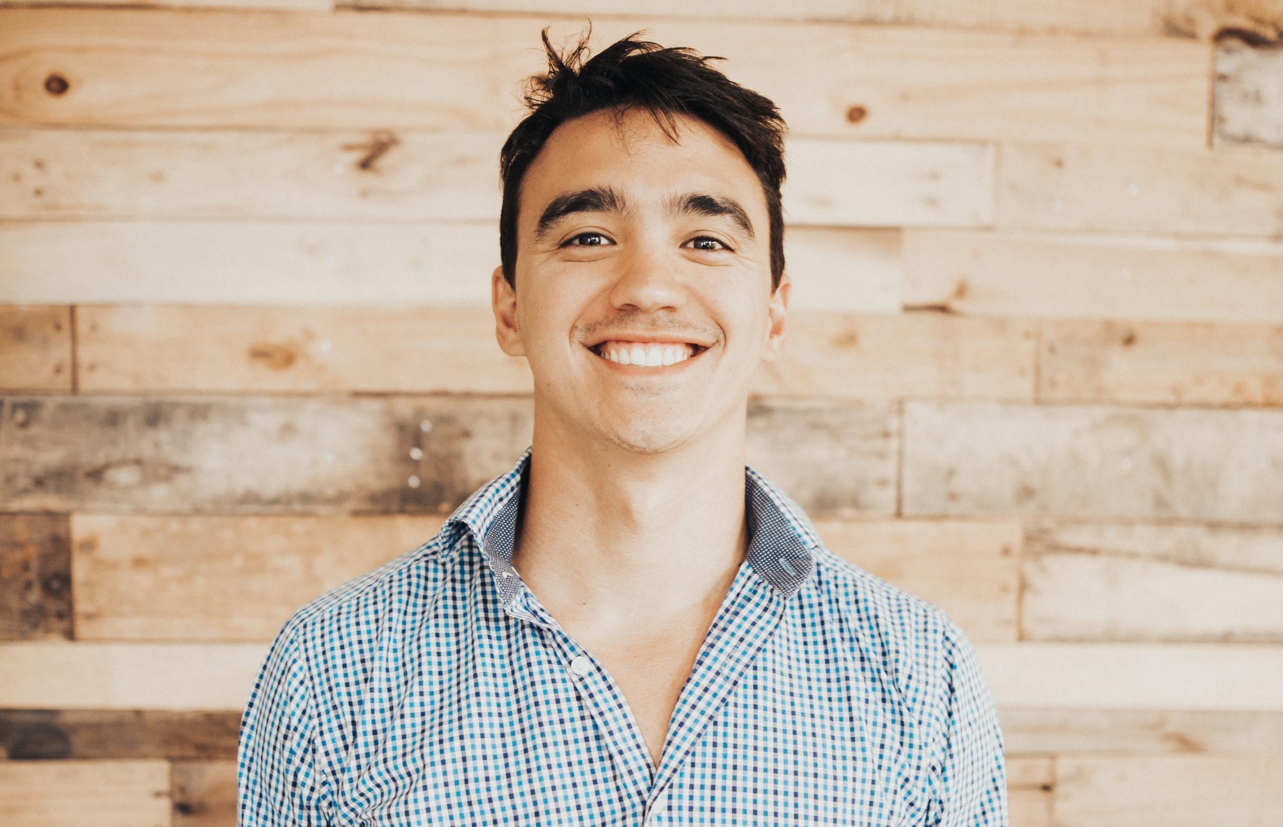 Max Abreu , CEO/Co-Founder -