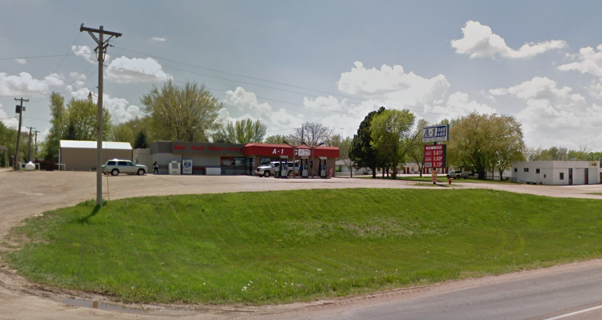 A-1 Gas & Go  West Hwy 50 Avon, SD 57315 (605) 286-3500  Owners: Mike and Jamie Wren  Beer | Food | Video Lottery Open: 6AM | 7 Days a week