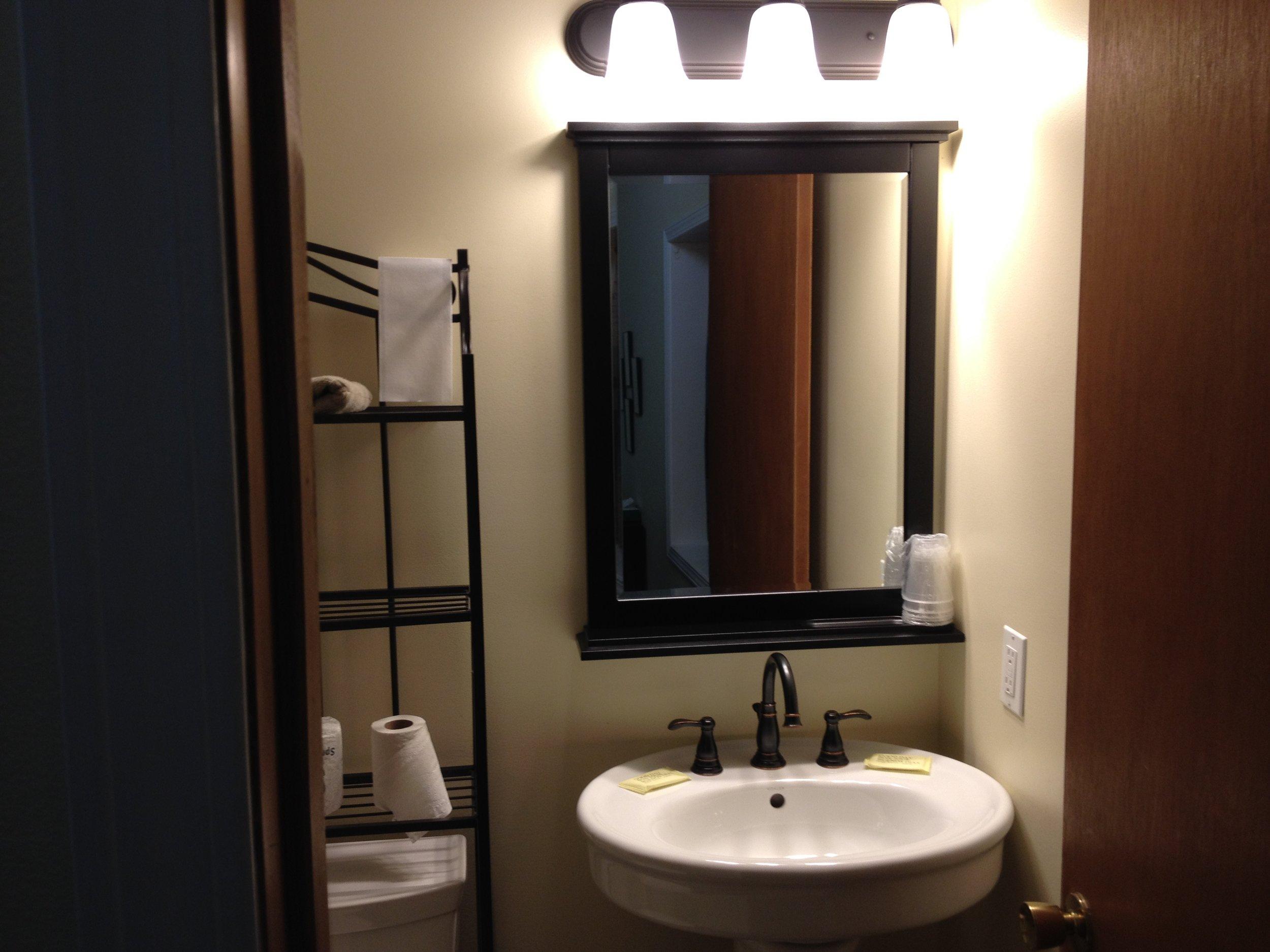 Room 101 - Special Guest Room - Bathroom