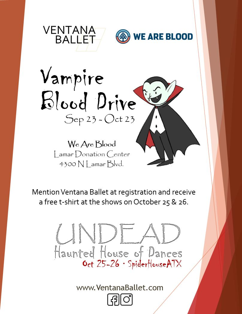 Vampire Blood Drive