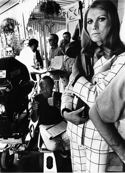 Directing Maude Adams