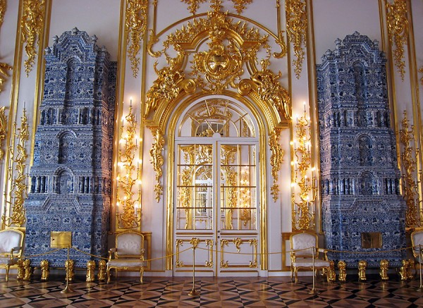 Grand Hall of Catherine's Palace