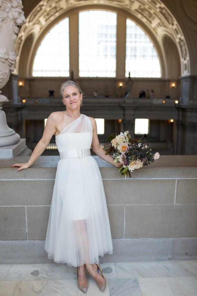 Lisa Carnochon of Amid Privilege wedding photo