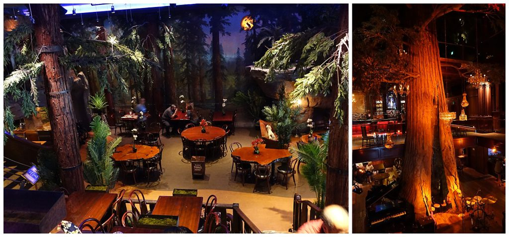 Clifton's Cafeteria interior