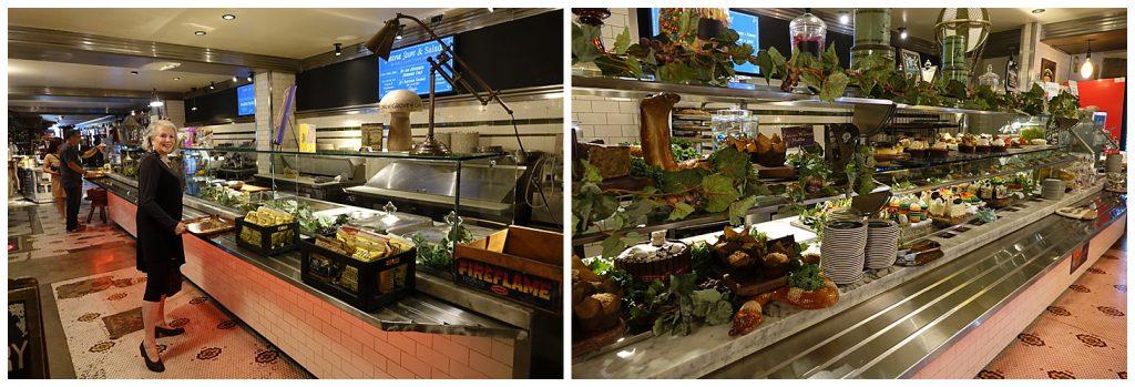 Clifton Cafeteria Interior