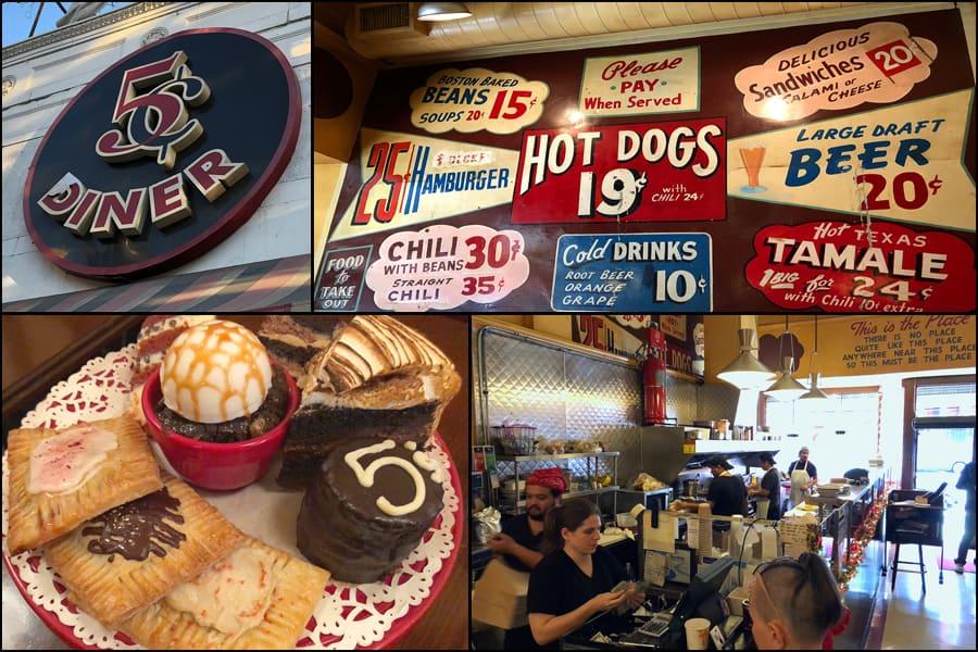 Nickel Interior and dessertts