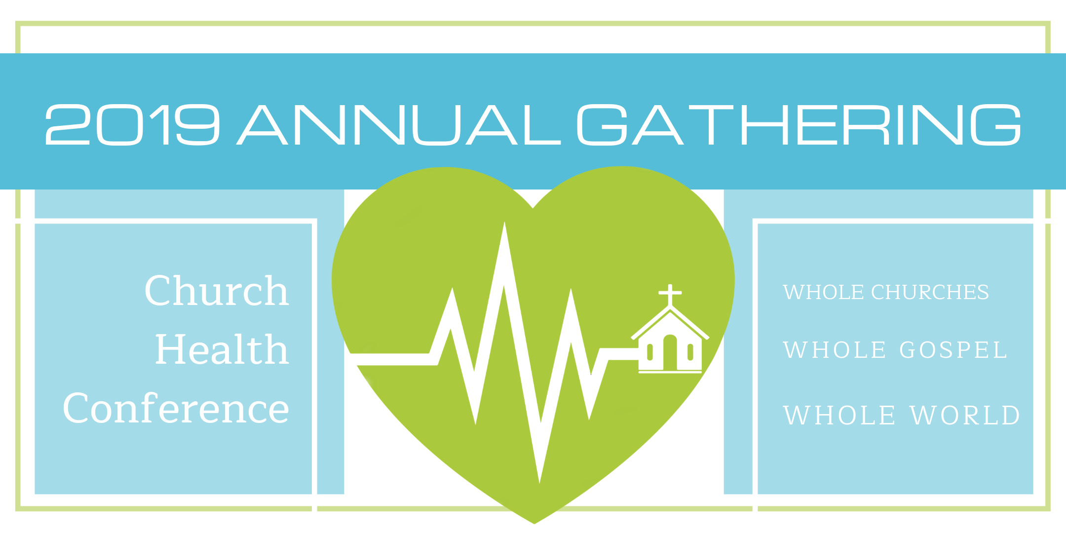 Join us for our Annual Gathering: Church Health Conference where we will be equipped, encouraged, and energized to continue well in God's will.