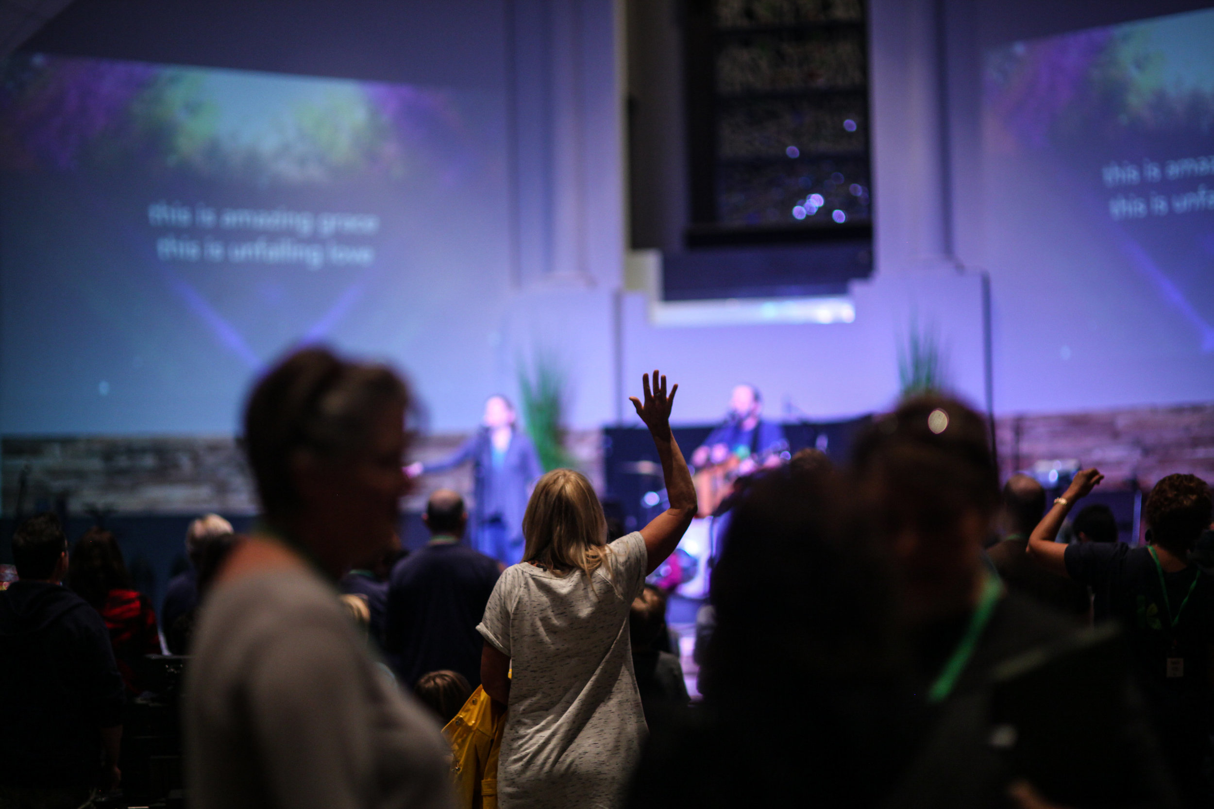 Annual Gatherings - The Annual Gatherings are yearly conferences culminating the year's theme & casting vision for the next year. This 1-day conference serves everyone in our association. We have worship, breakout sessions, a keynote session, and a ministry fair.