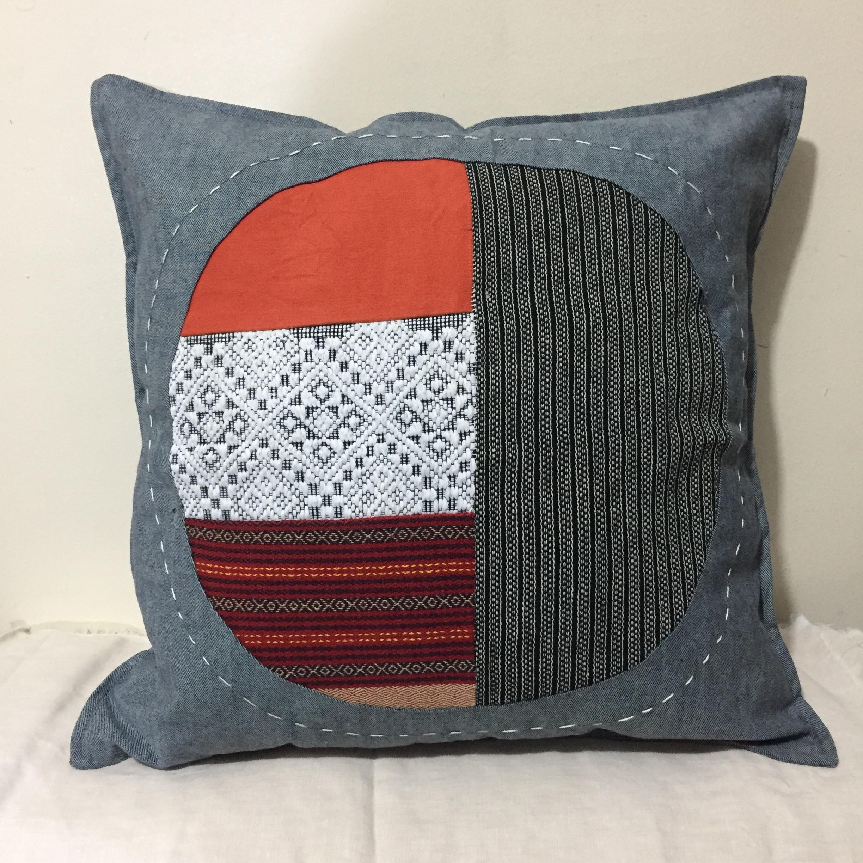Abek Home & Culture Accent Pillow