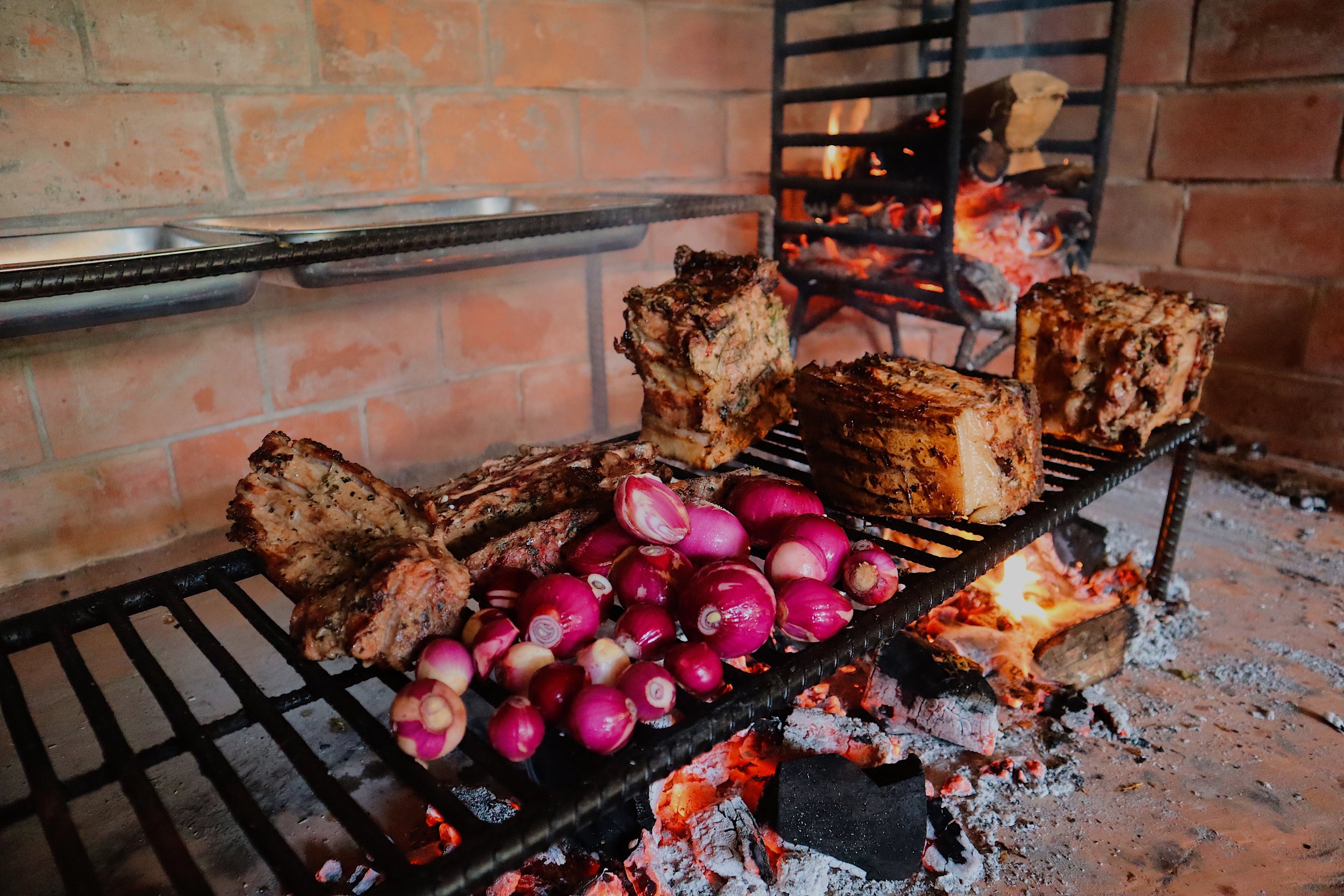 Organic, Free Range, Native, Slow Roasted Pork