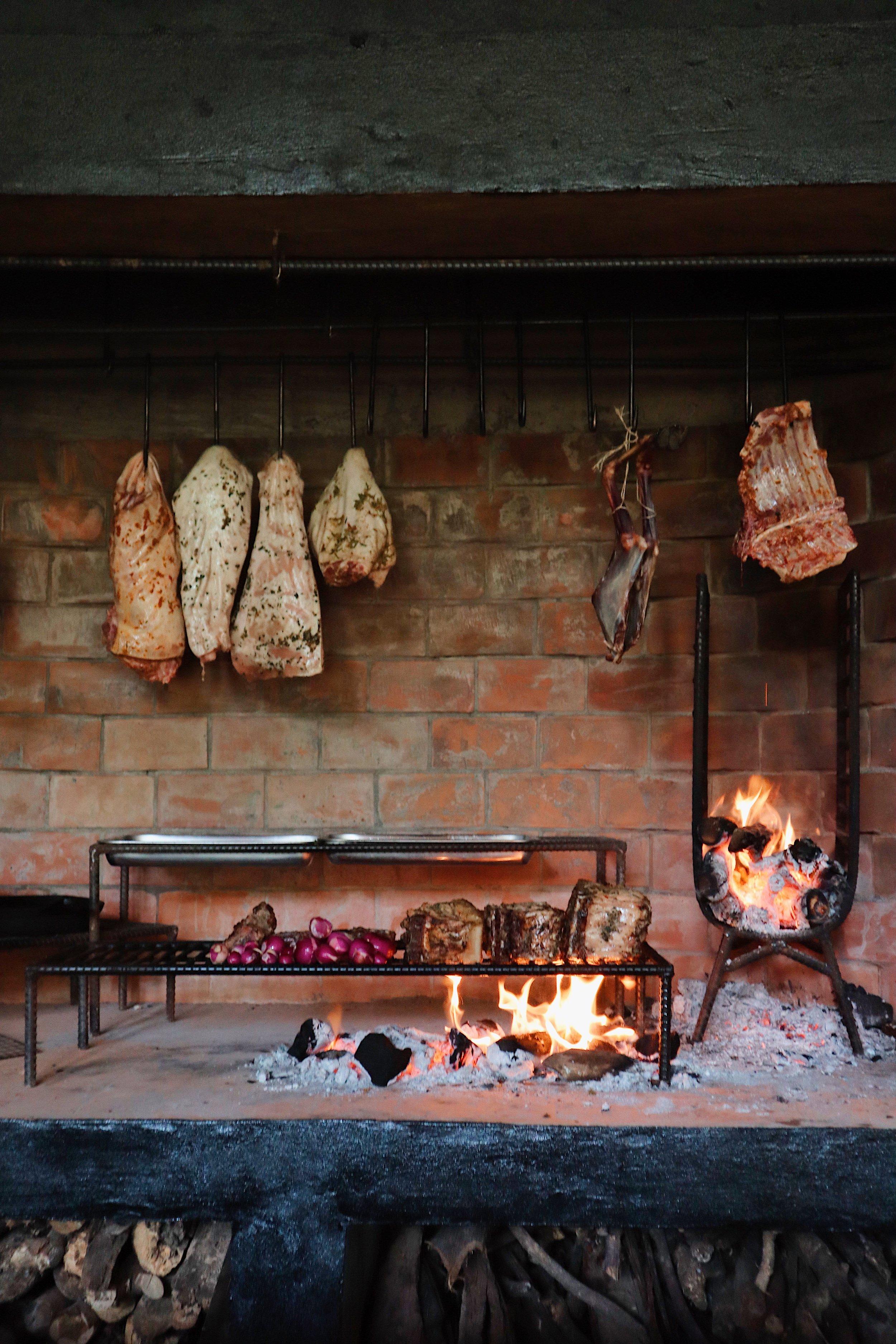 Organic, free range, native meat