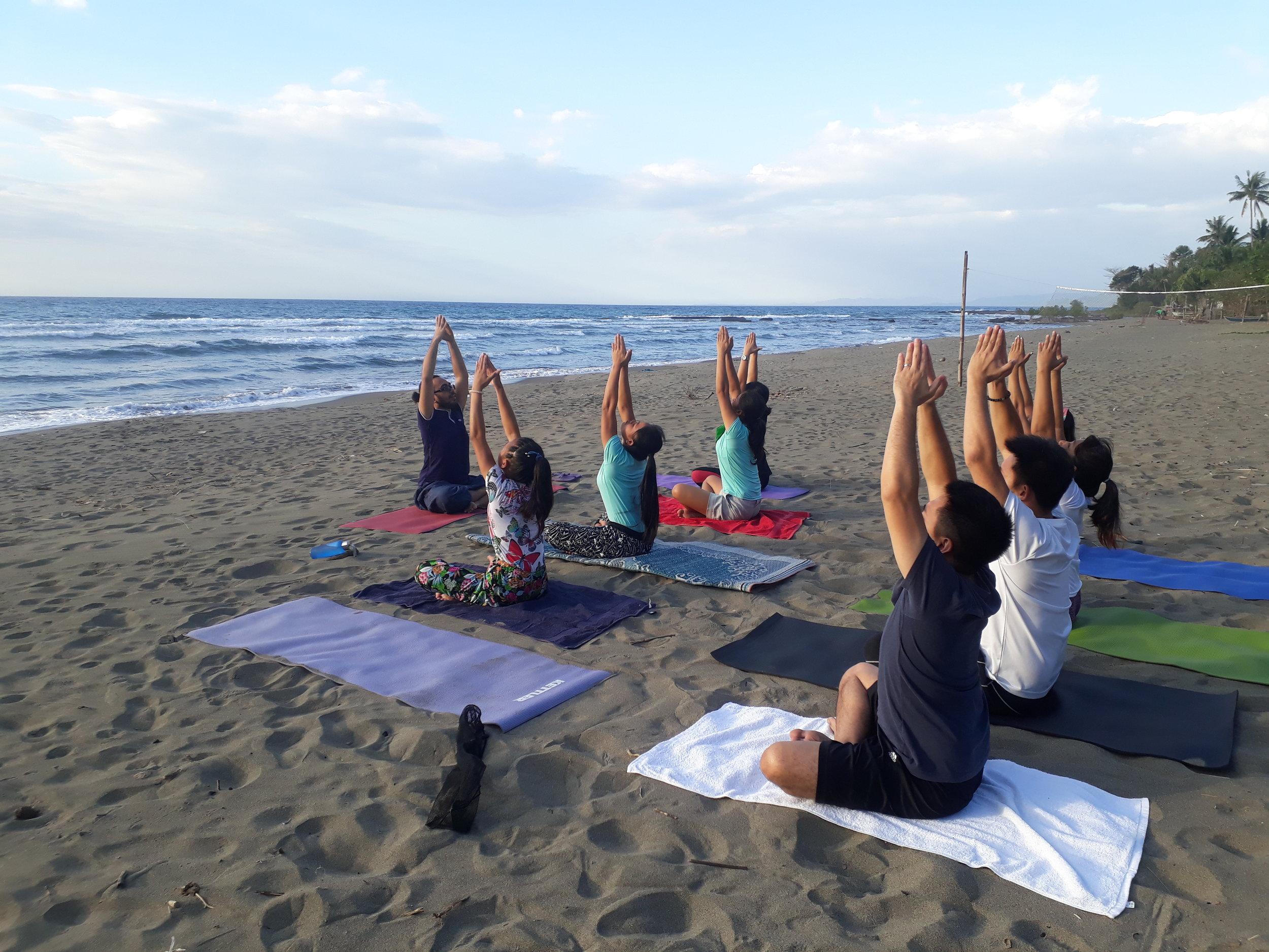 Yoga Retreats at Alpas