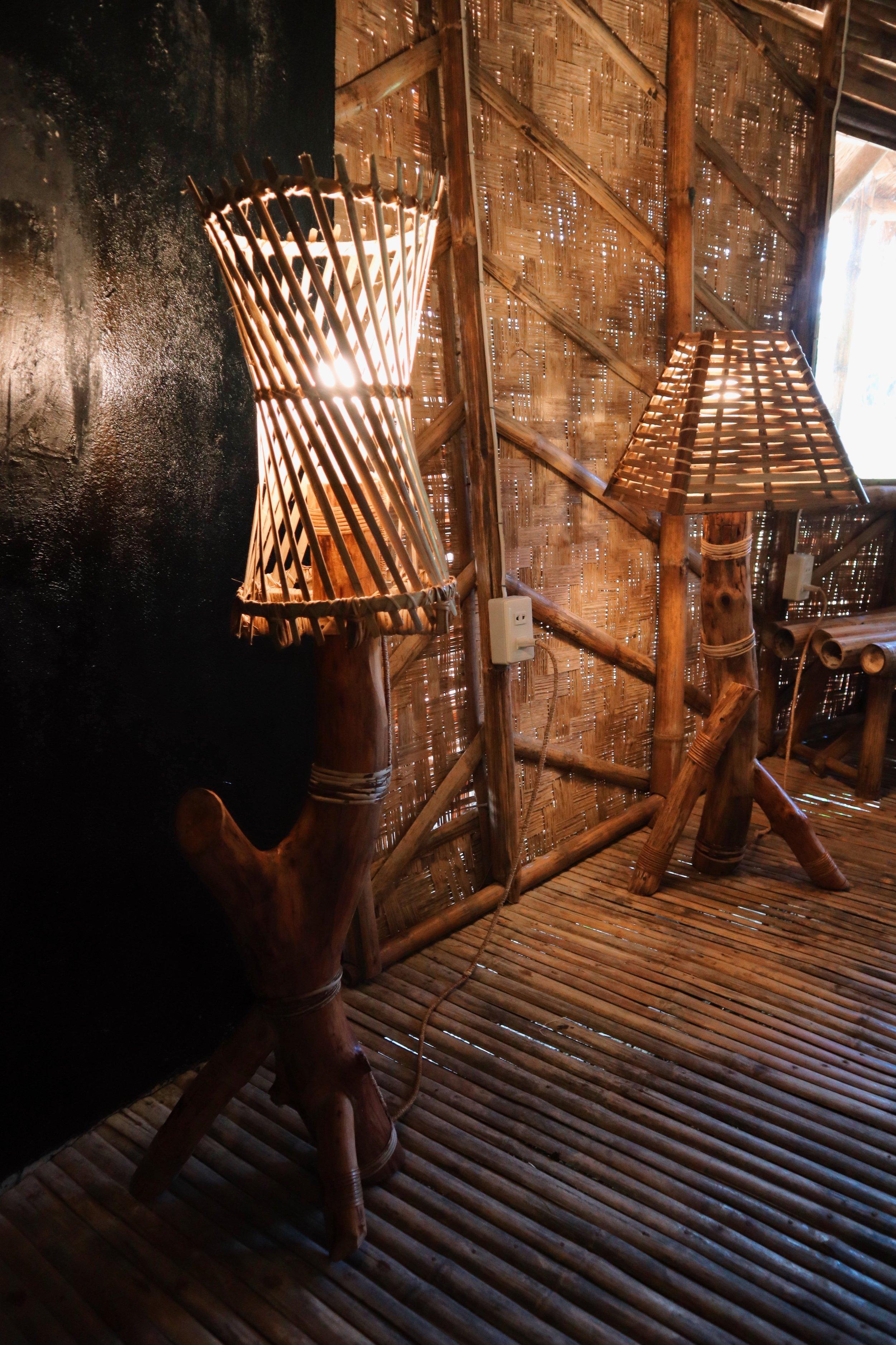Alpas Bamboo interior