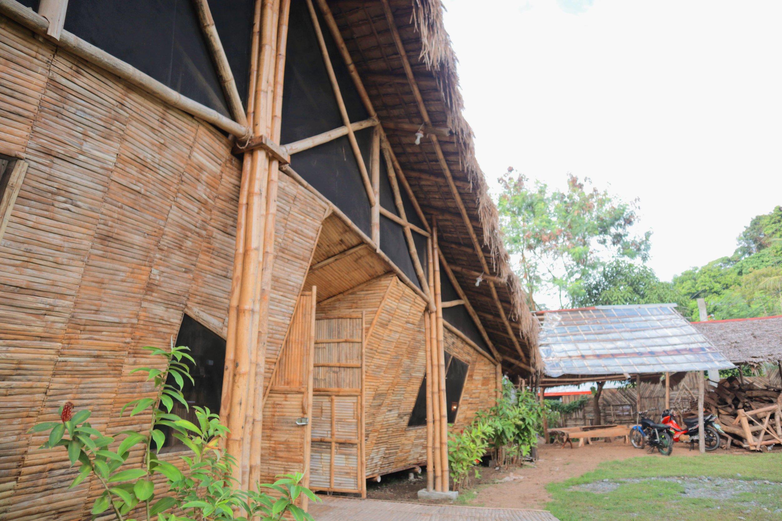 Alpas Bamboo architecture