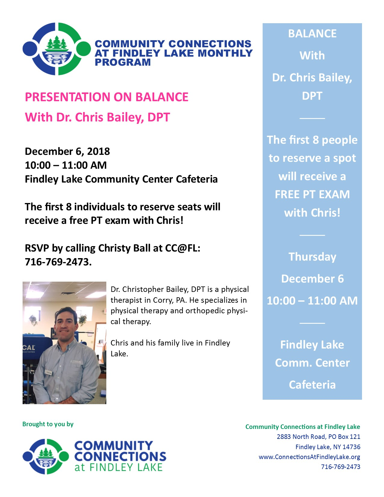 Community Connections at Findley Lake Monthly program - Balance with Chris Bailey.jpg