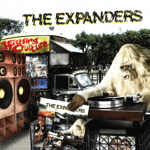 The Expanders - Mix