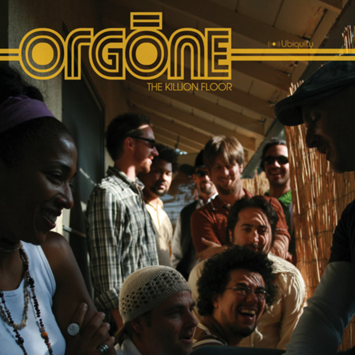 ORGŌNE - Mix