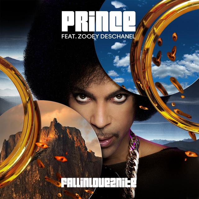 Prince w/Zooey Deschanel - Eng