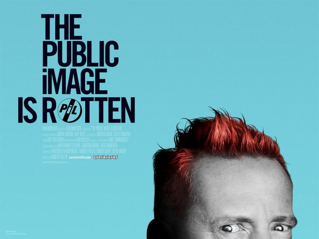 The Public Image Is Rotten - Score Mix