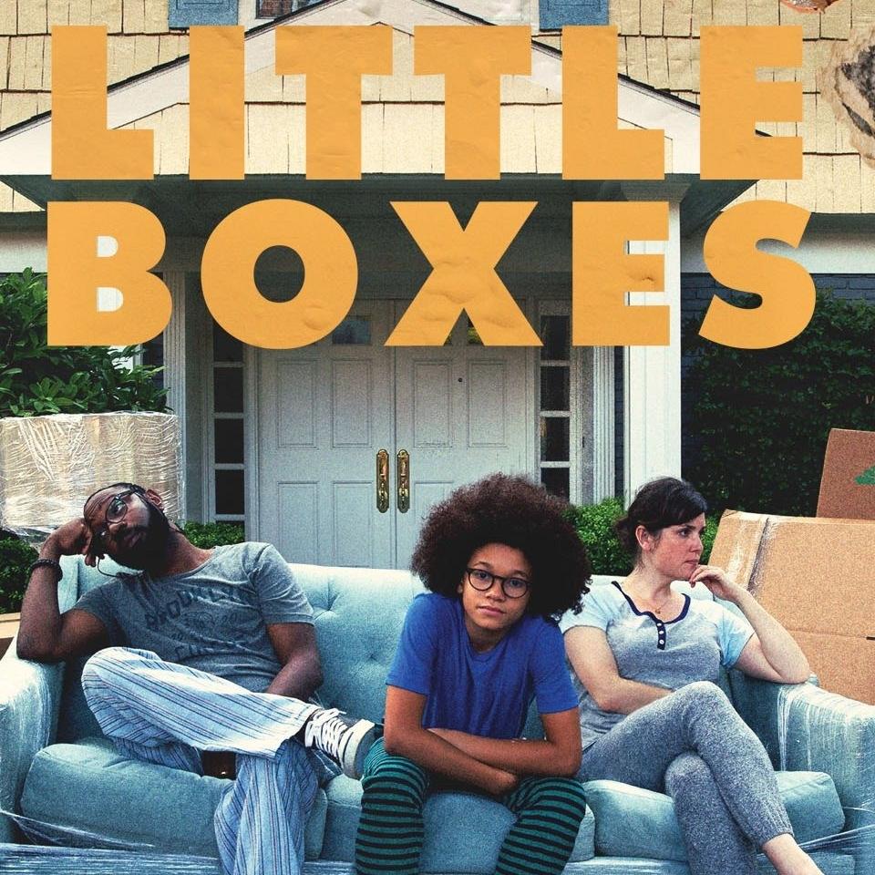 Little Boxes - Score Mix