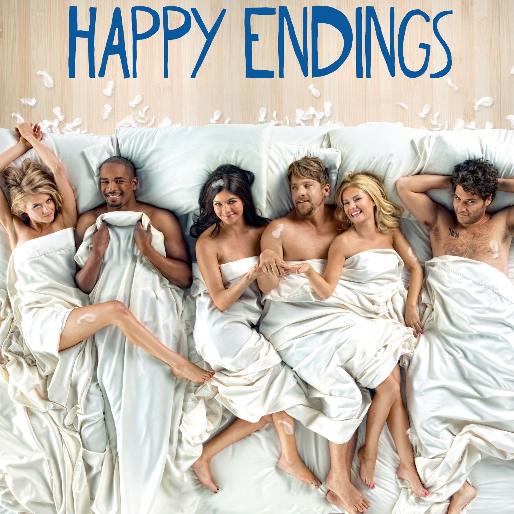 Happy Endings - S3 - Score Rec