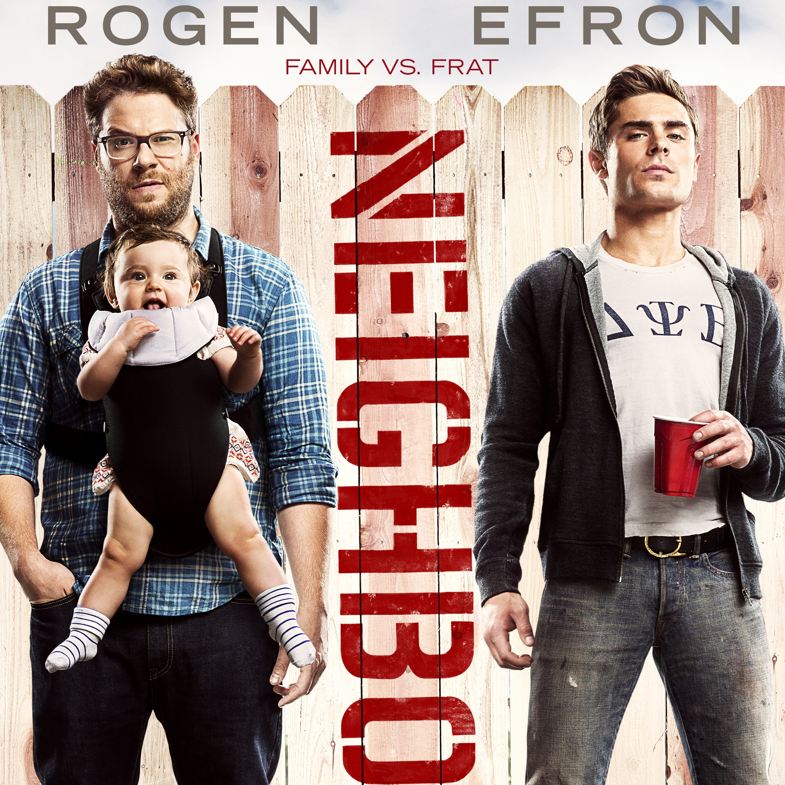 Neighbors - Score Rec, Mix