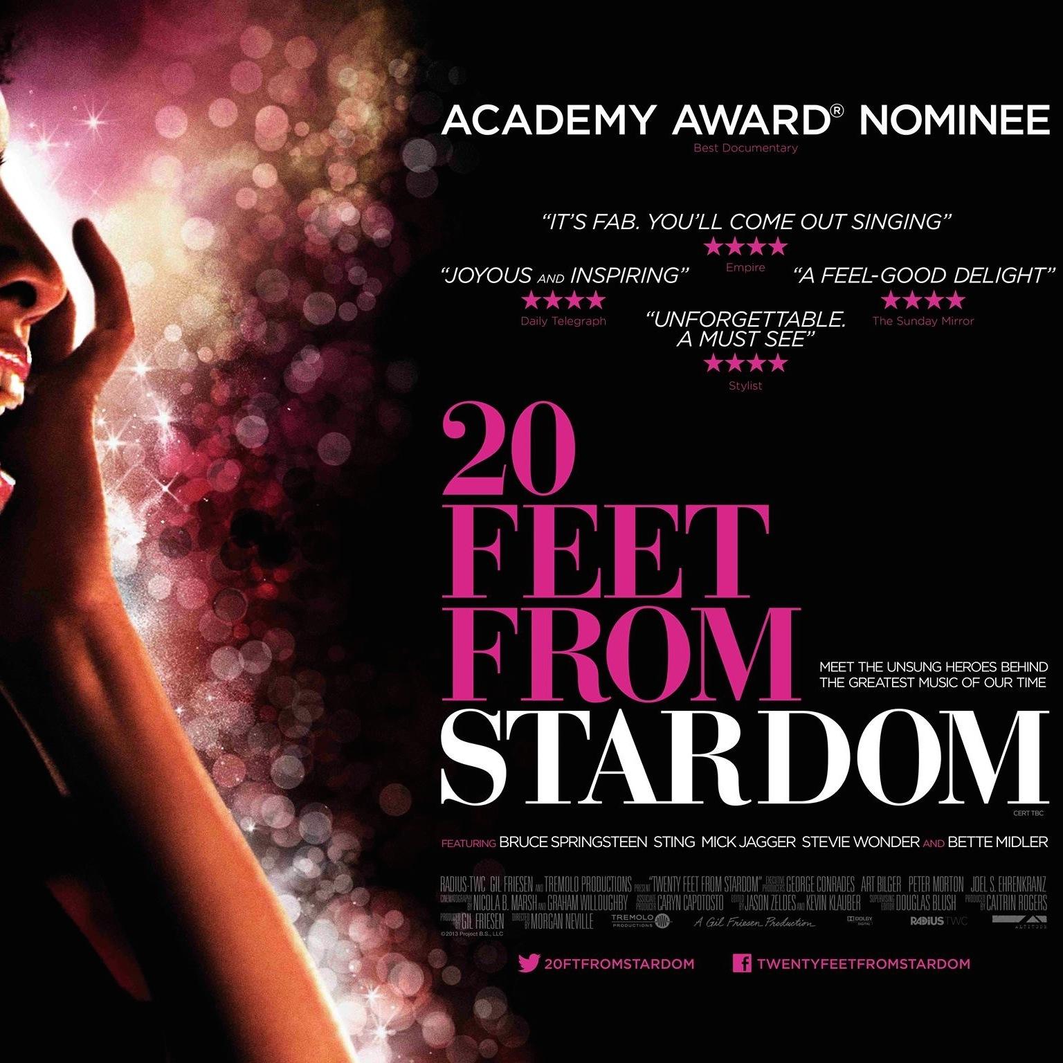 20 Feet From Stardom - OST Rec, Mix