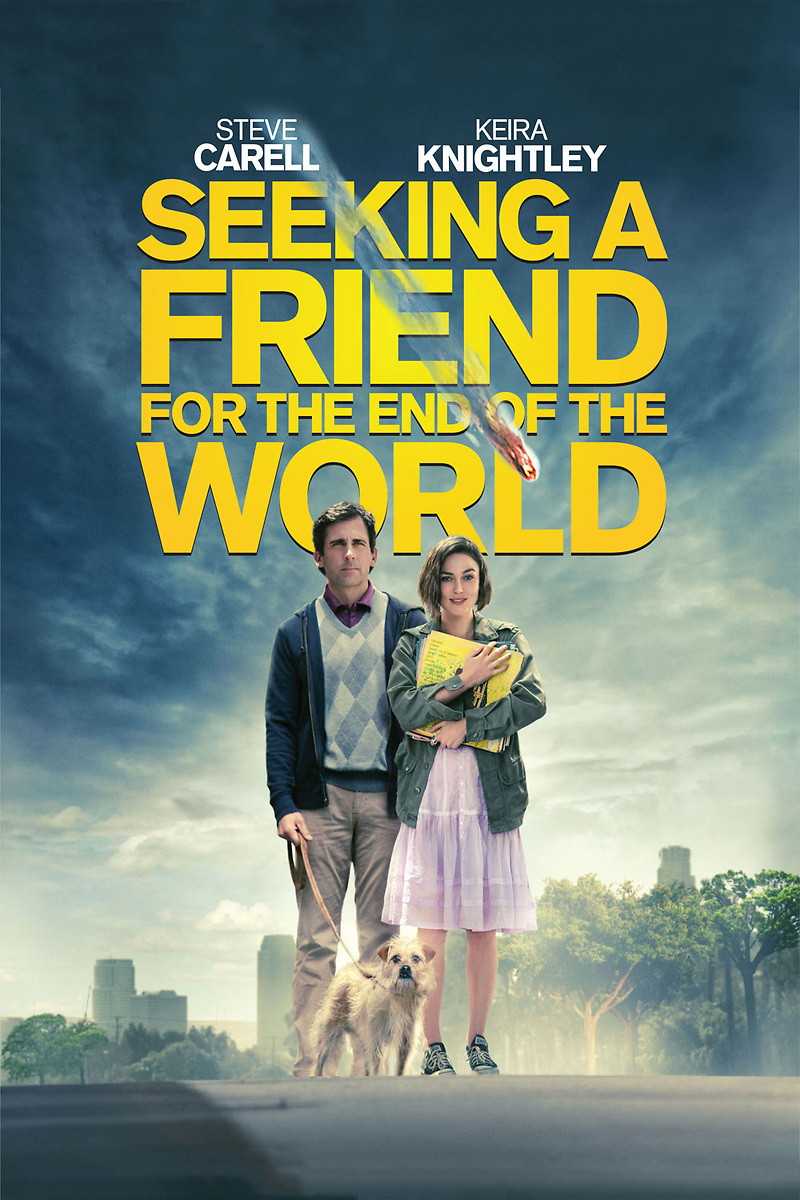 Seeking A Friend for the End of the World - Song Sync