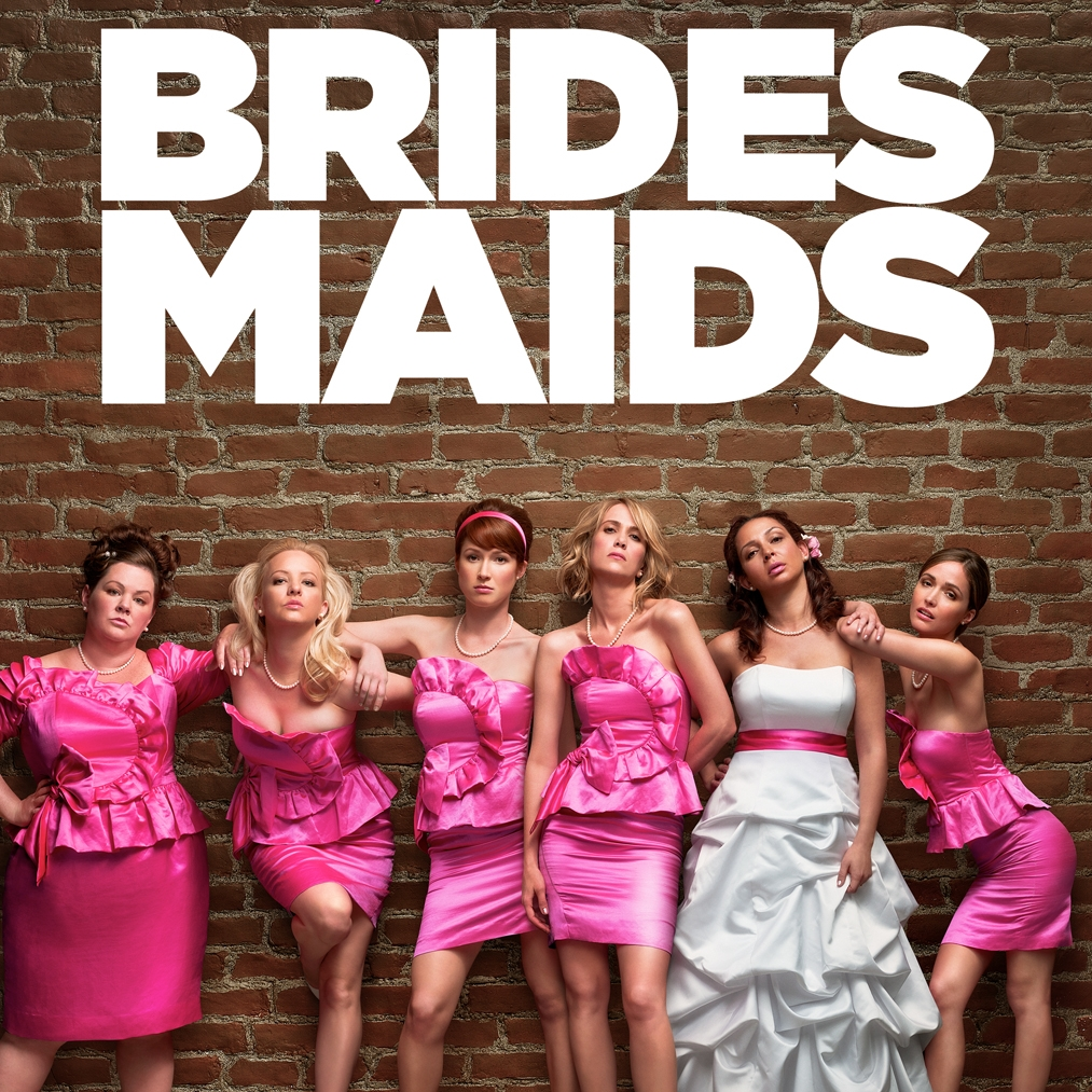 Bridesmaids _ OST & Score Rec, Mix