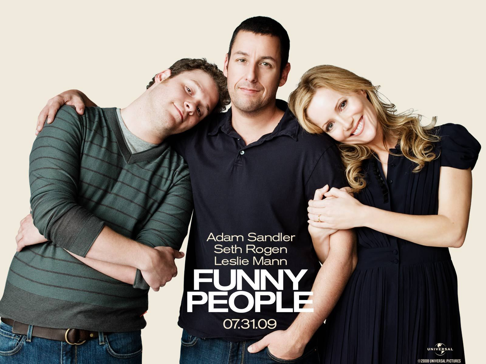 Funny People - Score & OST Rec, Mix