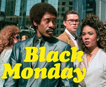 Black Monday - Score Mixing