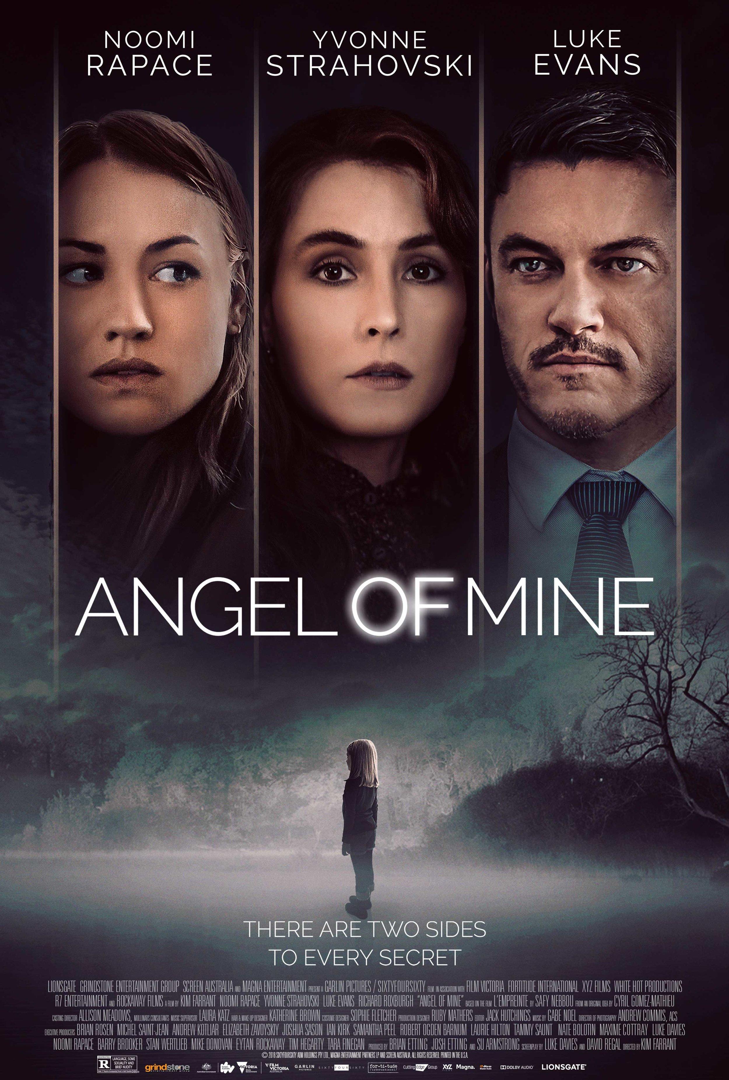 Angel Of Mine - Score Mix