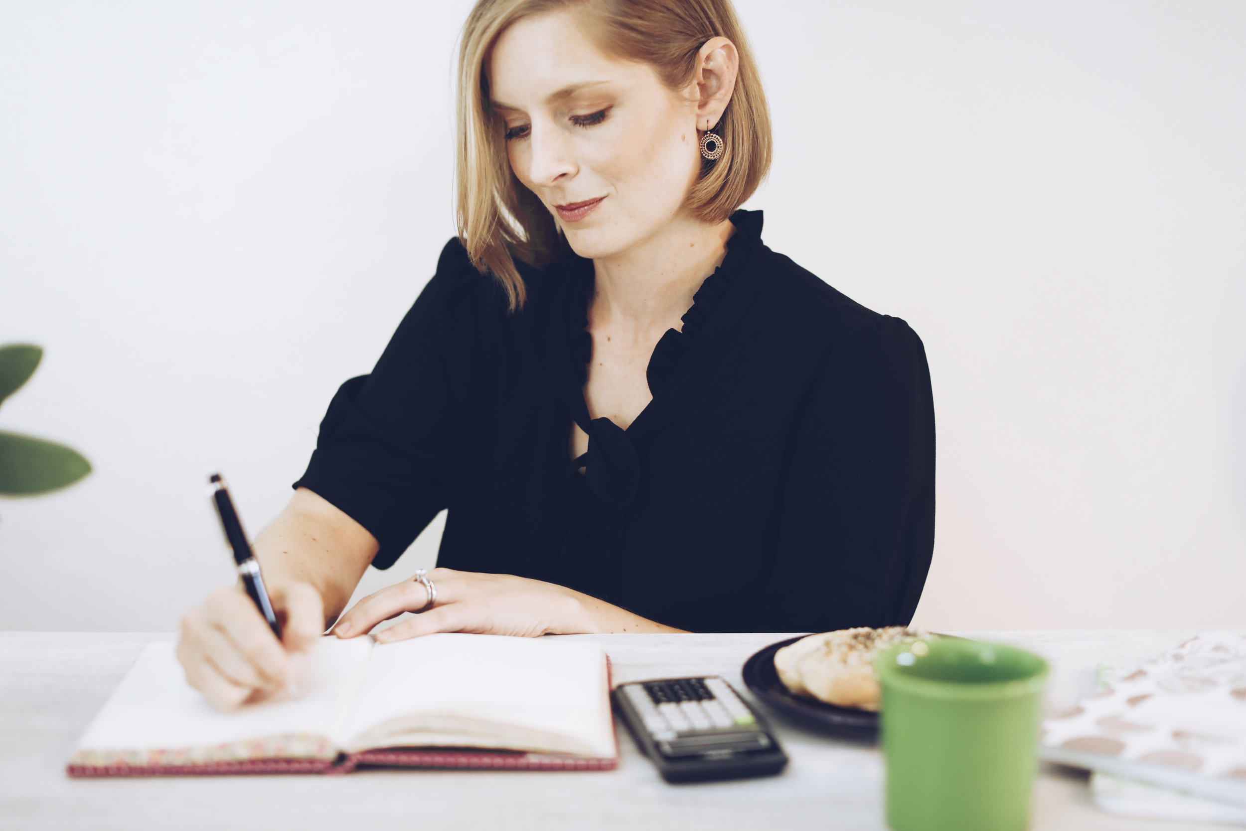 According to CNN Money - 30% of women spend more than they earn. YOU DON'T HAVE TO BE ONE OF THEM. You can become a thoughtful spender and a savvy saver with a plan that allows you to enjoy your paycheck AND your lifestyle.