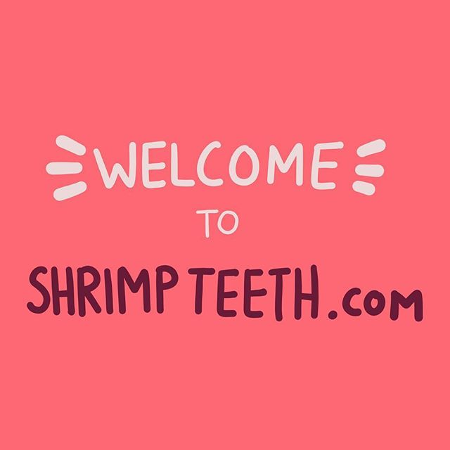 Theres a lot of new folks here... so welcome!!! If you're new, here's what you need to know: Shrimp Teeth is here to talk about how we communicate / approach / talk and think about sex. We aren't here to give you hot Cosmo tips on how to make your man cum (sorry). And we also aren't here to give you frigid WebMD definitions. We're here to have no bullshit conversations about what it's actually like to have sex. We don't tell you what to like but rather how to find out. We're here to talk about the important things: what's normal, why you might not be into sex, how to ask for what you want, how to feel good about yourself, how to deal with challenges, how to smash the patriarchy in bed, etc. Above all we respect each individual's journey and we encourage you to explore. Welcome aboard pals! ❤️💃🏻❤️💃🏻 #sexpositive #sexology #consent #bodypositive #radicalselflove #sexy #feminist #feminism #love #relationship #couple #respect #empower #sexuality #sexeducation  #womenempowerment #art #artist #design #doodle #drawing #sketch #graphicdesign #digitalart #procreate #sketchbook #illustration #cauliflowerhour #shrimpteeth