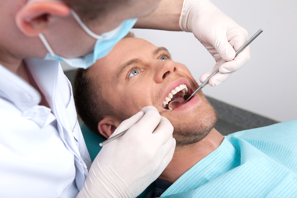 Exam - Dr. Garrett will perform a thorough examination and discuss any of your concerns. From his Engineering background, Dr. Garrett is extremely detail oriented and will fully explain all aspects of treatment unique to your bite and answer any and all questions.