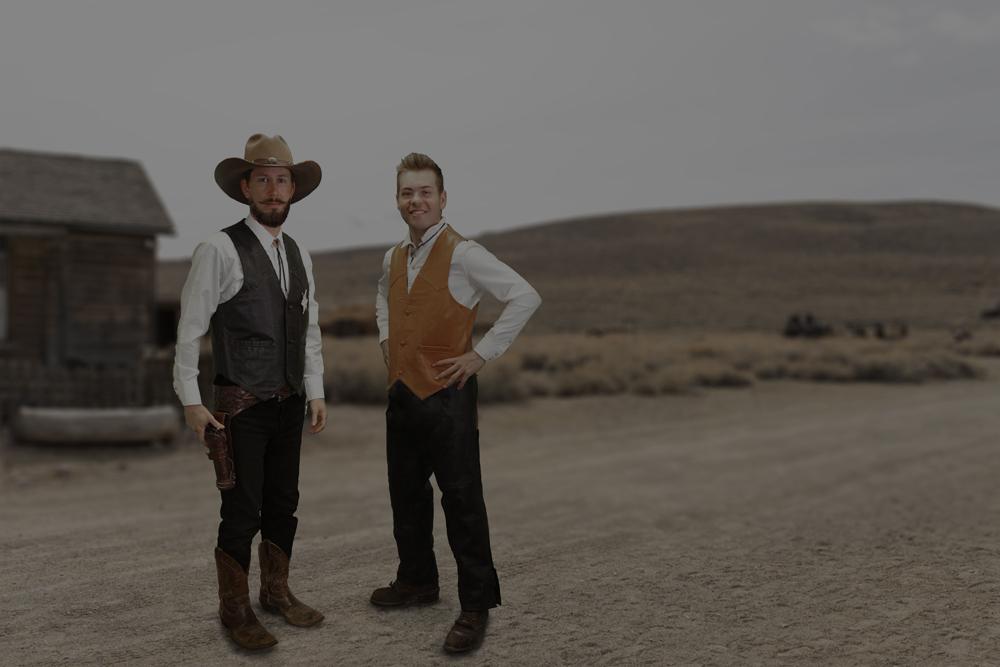 High Desert Heist - Trains of Time: Volume 2