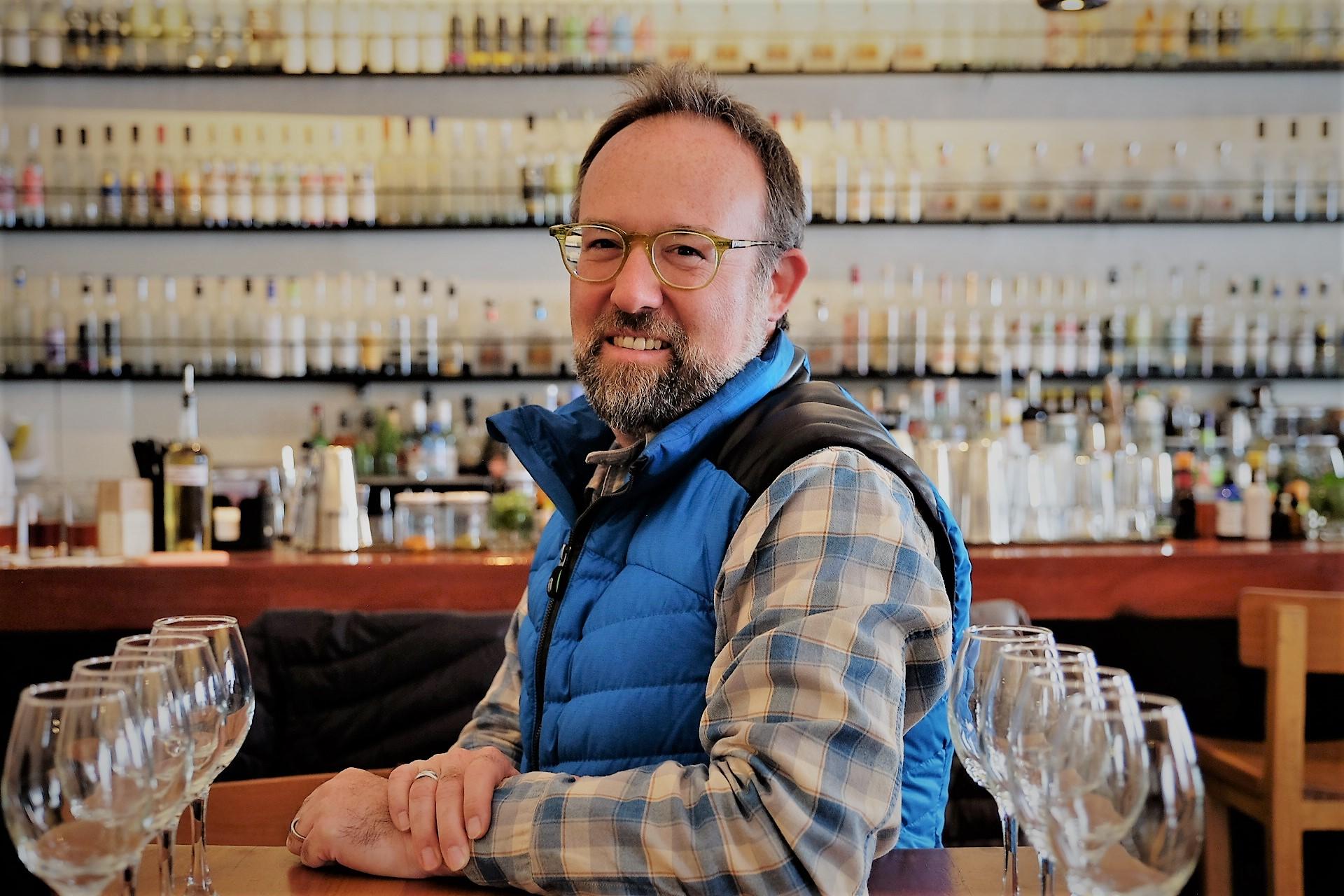 Adam Weintraub Soulcraft Allstars photographer at bar