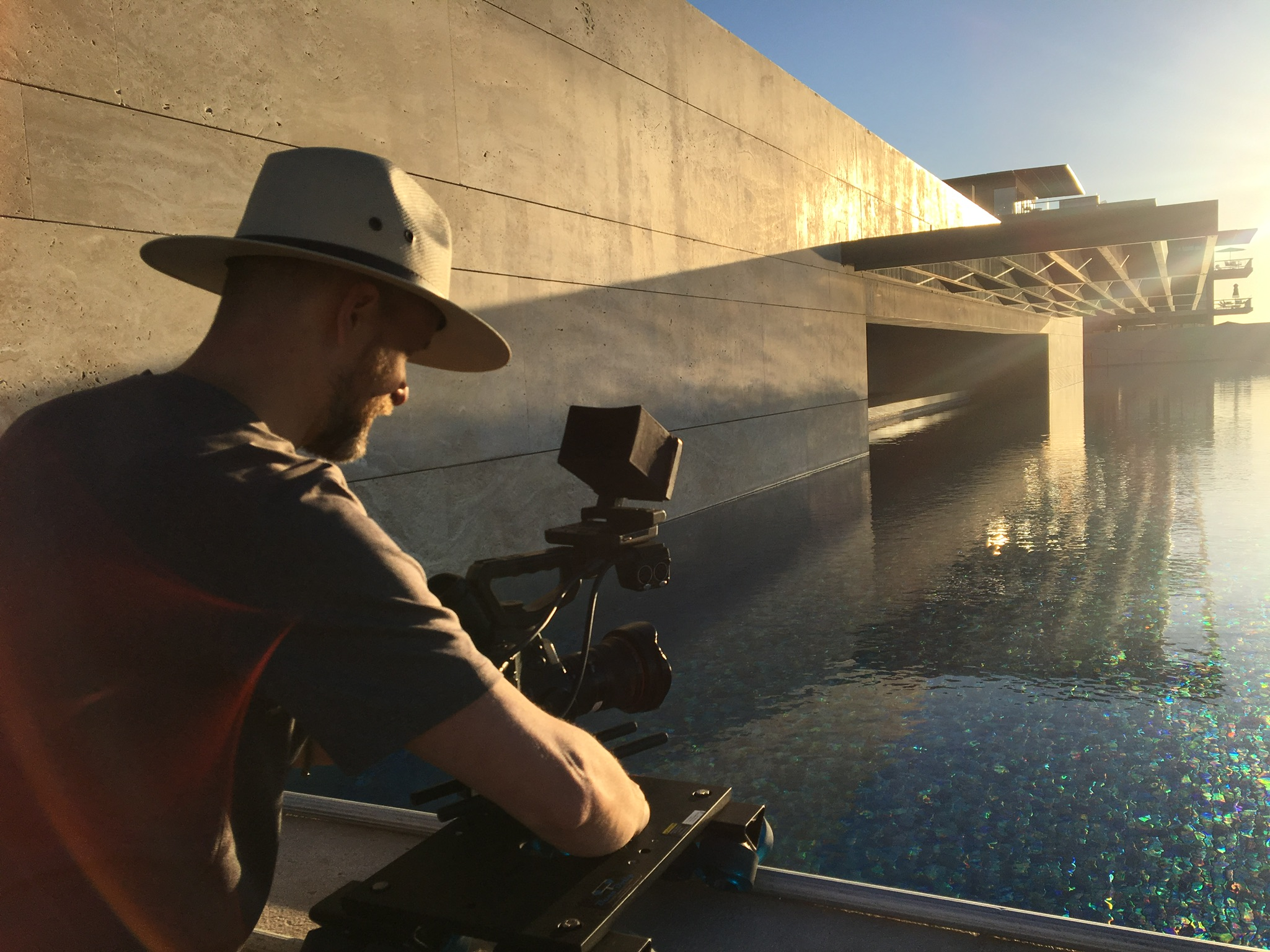 Soulcraft Allstar DP Guido Ronge in Cabo, Mexico.