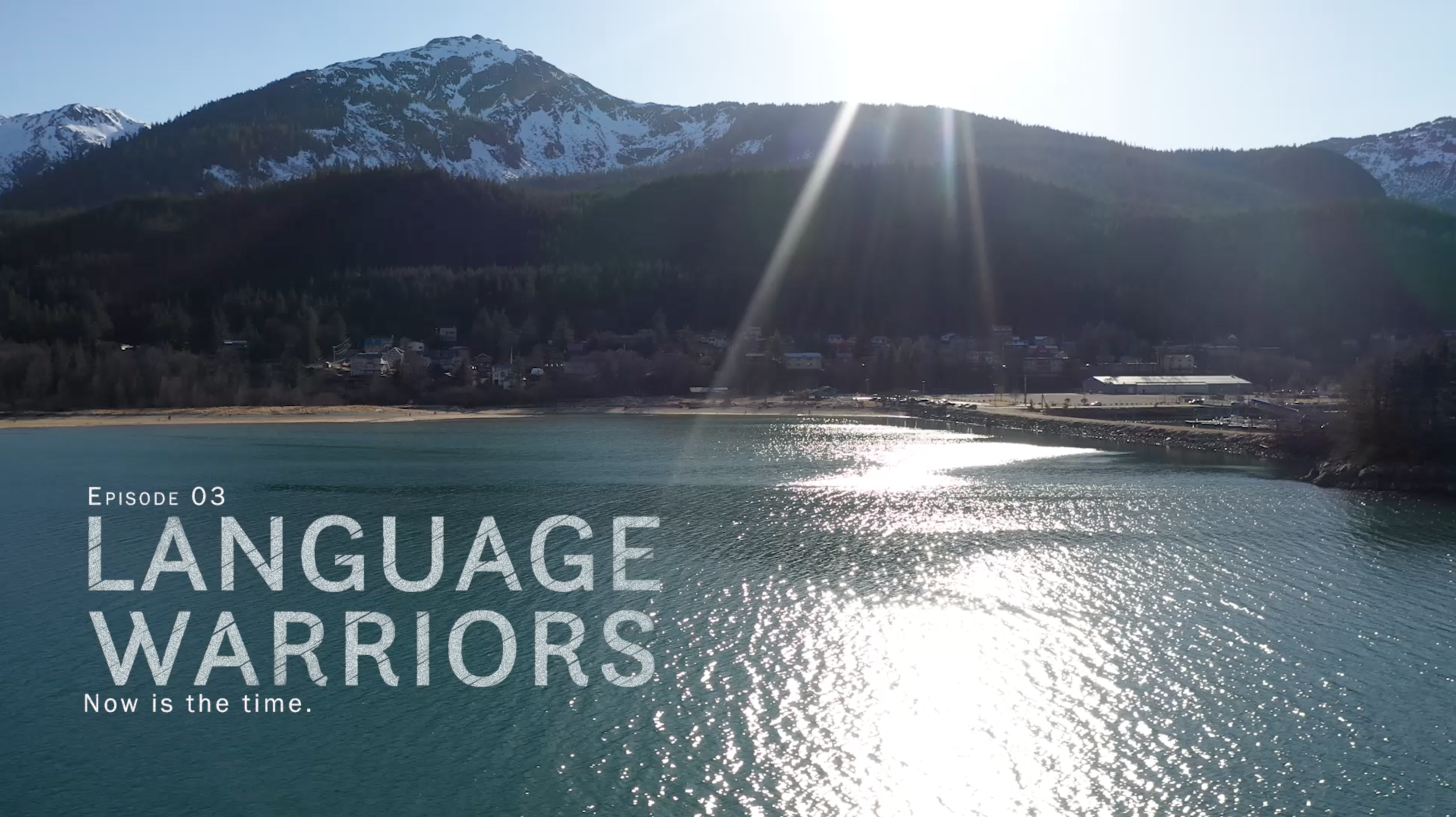 The 3rd movie in our series, LANGUAGE WARRIORS tells the story of 3 languages on the brink of extinction and the brave and determined people working to save them for future generations. Watch on  www.sealaska.com