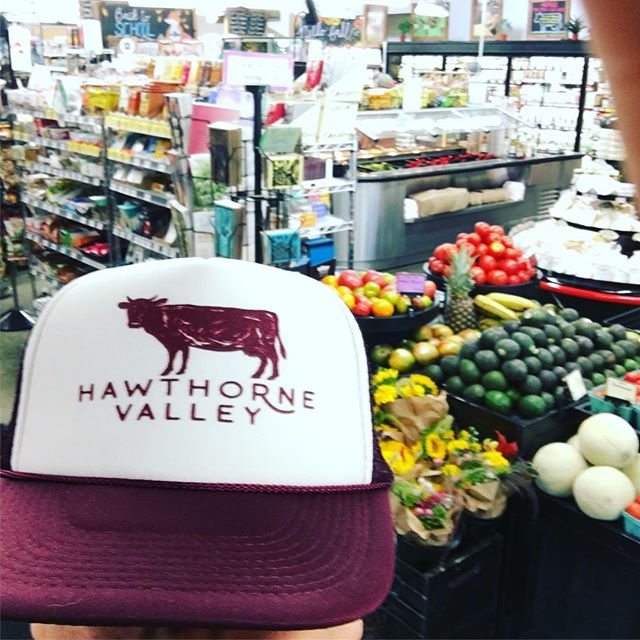 Today's the day! Stop by @hawthornevalley Farm Store to stock up on your favorite groceries - they'll be donating a portion of today's net revenue to help us make locally grown produce more accessible in our community.
