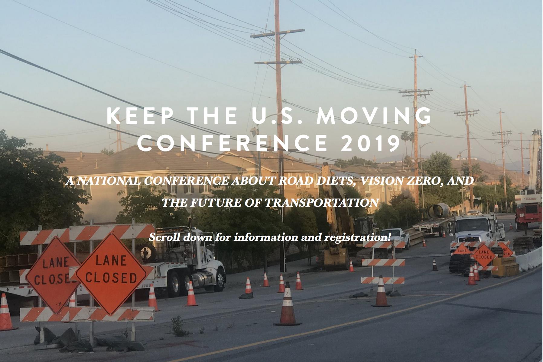 keep the u.s. moving 2019 -