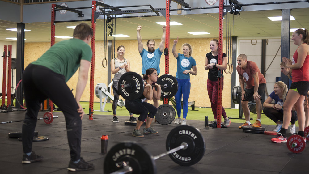 Crossfit Groningen Joy & Power
